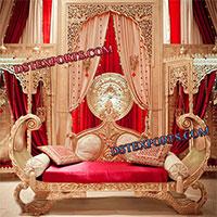 Royal Maharaja Wedding Sofa