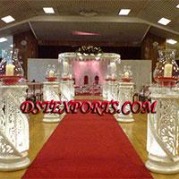 Wedding Aisle Way Pillar