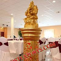 Wedding Golden Pillar