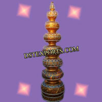 Wedding Mandap Pot Pillar