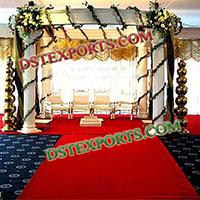 Wedding Roman Mandap