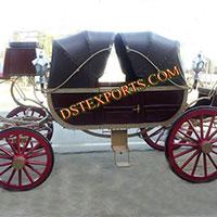 Wedding Royal Horse Carriage