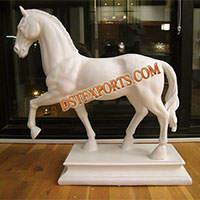Wedding Welcome Horse Statue