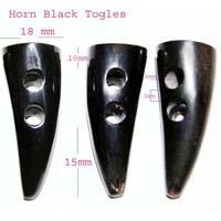 Horn Toggle Natural