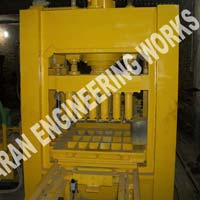 18 Brick Fly Ash Brick Making Machine