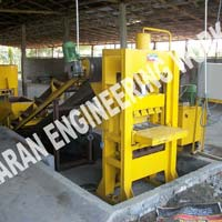 4 Brick Fly Ash Brick Making Machine