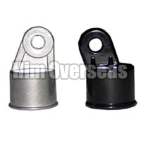 Offset Rail End Clamp