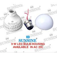 LED Bulb Housing (9W)
