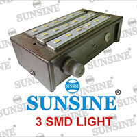 Rechargeable Light (3 SMD)