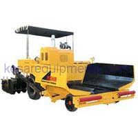 Asphalt & Wet Mix Paver Finisher