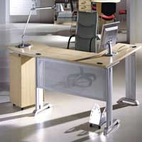 Executive Desk and Chair 02