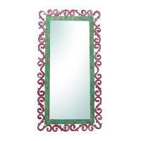 Wooden Decorative Mirror 05