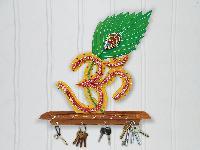 Wooden Key Holder 02