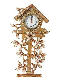Wooden Wall Clock 03