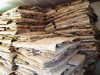 Dried Salted Donkey Hides