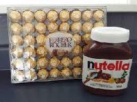 Ferrero Rocher Nutella Chocolate