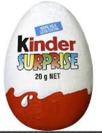 Kinder Surprise Chocolate