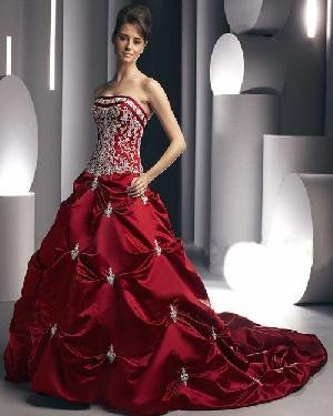 Bridal Gown=>Bridal Gown 01