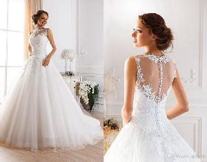 Bridal Gown=>Bridal Gown 02