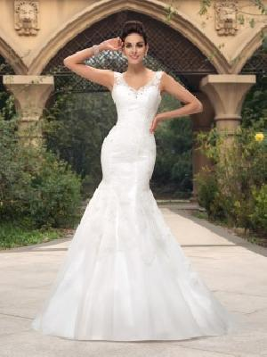 Bridal Gown=>Bridal Gown 04