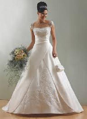 Bridal Gown=>Bridal Gown 07