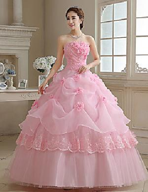 Bridal Gown=>Bridal Gown 08