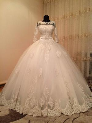 Bridal Gown=>Bridal Gown 10