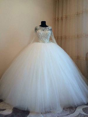 Bridal Gown=>Bridal Gown 11