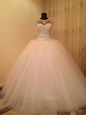 Bridal Gown=>Bridal Gown 12