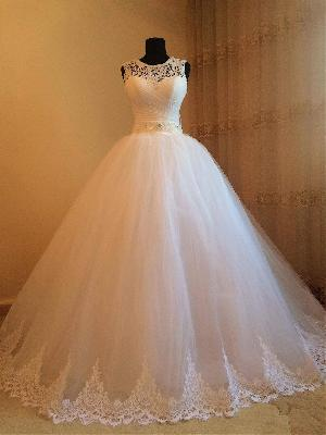 Bridal Gown=>Bridal Gown 14