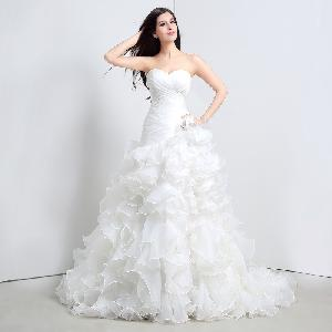 Bridal Gown=>Bridal Gown 16