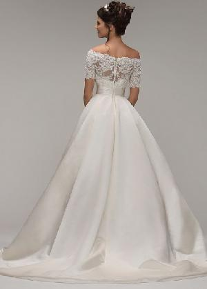 Bridal Gown=>Bridal Gown 22