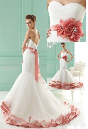 Bridal Gown=>Bridal Gown 23