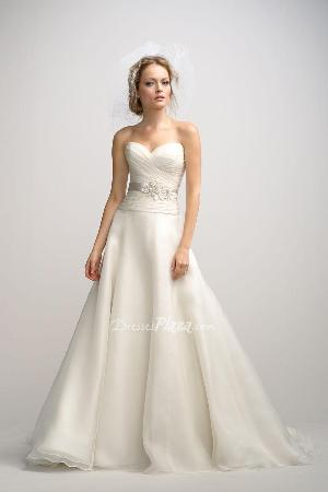 Bridal Gown=>Bridal Gown 24