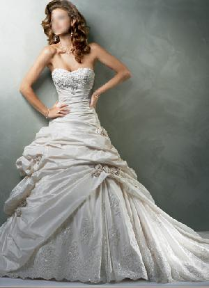 Bridal Gown=>Bridal Gown 27