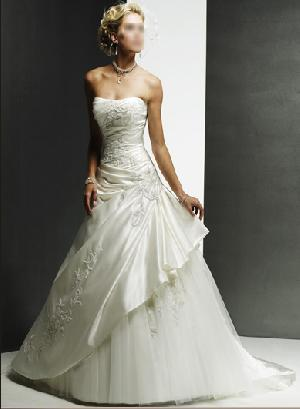 Bridal Gown=>Bridal Gown 29