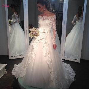 Bridal Gown=>Bridal Gown 37