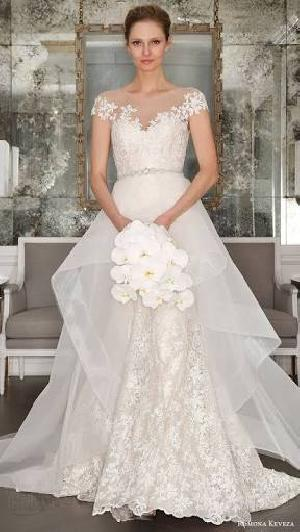 Bridal Gown=>Bridal Gown 41