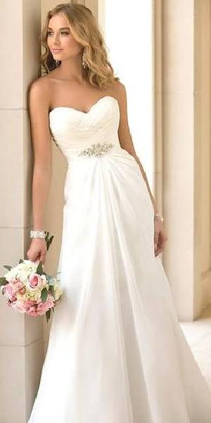 Bridal Gown=>Bridal Gown 42