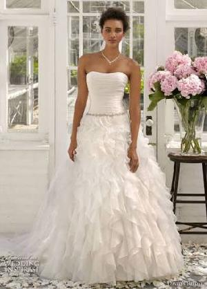 Bridal Gown=>Bridal Gown 43