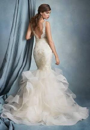 Bridal Gown=>Bridal Gown 44