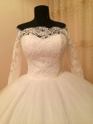 Bridal Gown=>Bridal Gown 47