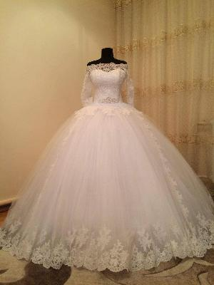 Bridal Gown=>Bridal Gown 48