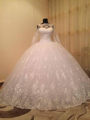 Bridal Gown=>Bridal Gown 49