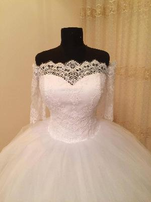 Bridal Gown=>Bridal Gown 46