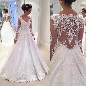 Christian Wedding Dress=>Christian Wedding Dress 09