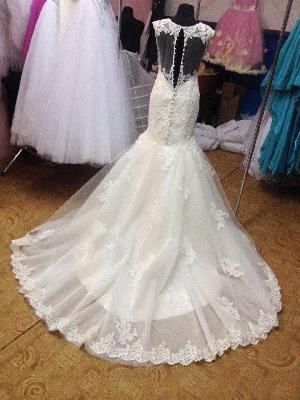 Christian Wedding Dress=>Christian Wedding Dress 22
