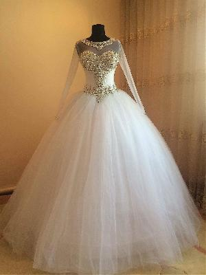 Christian Wedding Dress=>Christian Wedding Dress 23