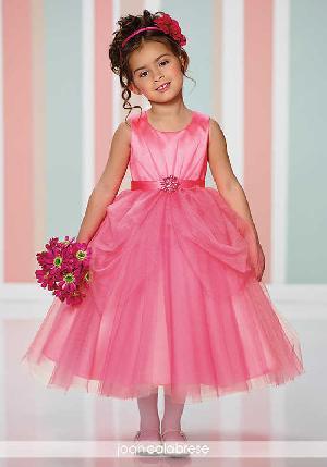 Flower Girl Dress=>Flower Girl Dress 01