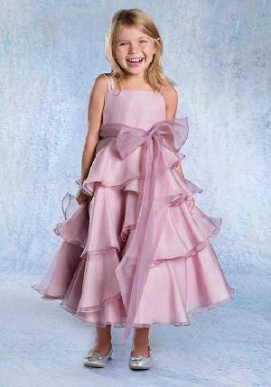 Flower Girl Dress=>Flower Girl Dress 02